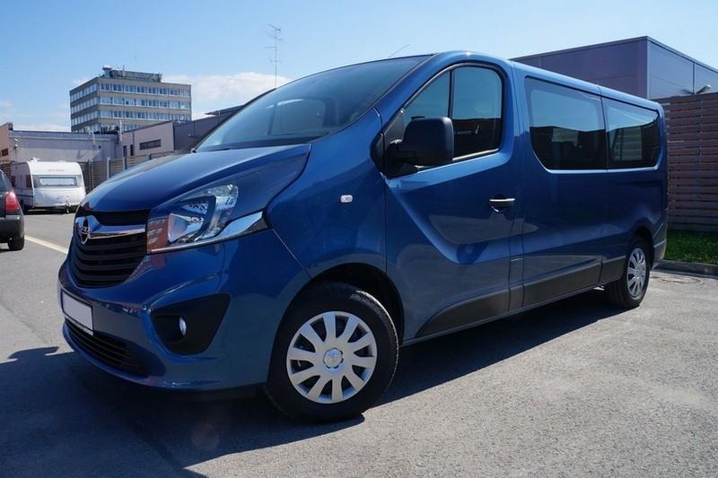 Opel Vivaro 2016.g