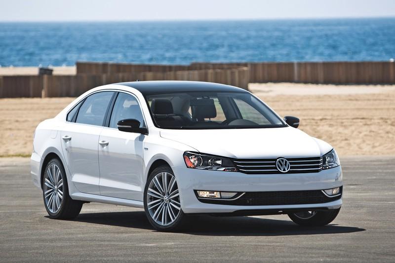 VW Passat 2014.g