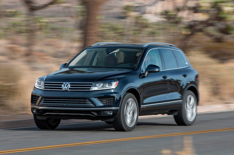 VW Touareg 2013.g
