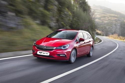 Opel Astra Sport Tour (x2) 2016.g