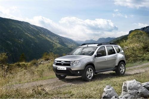 Dacia Duster (x2) 2017.g