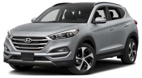 Hyundai Tuscon (x1) 2016.g